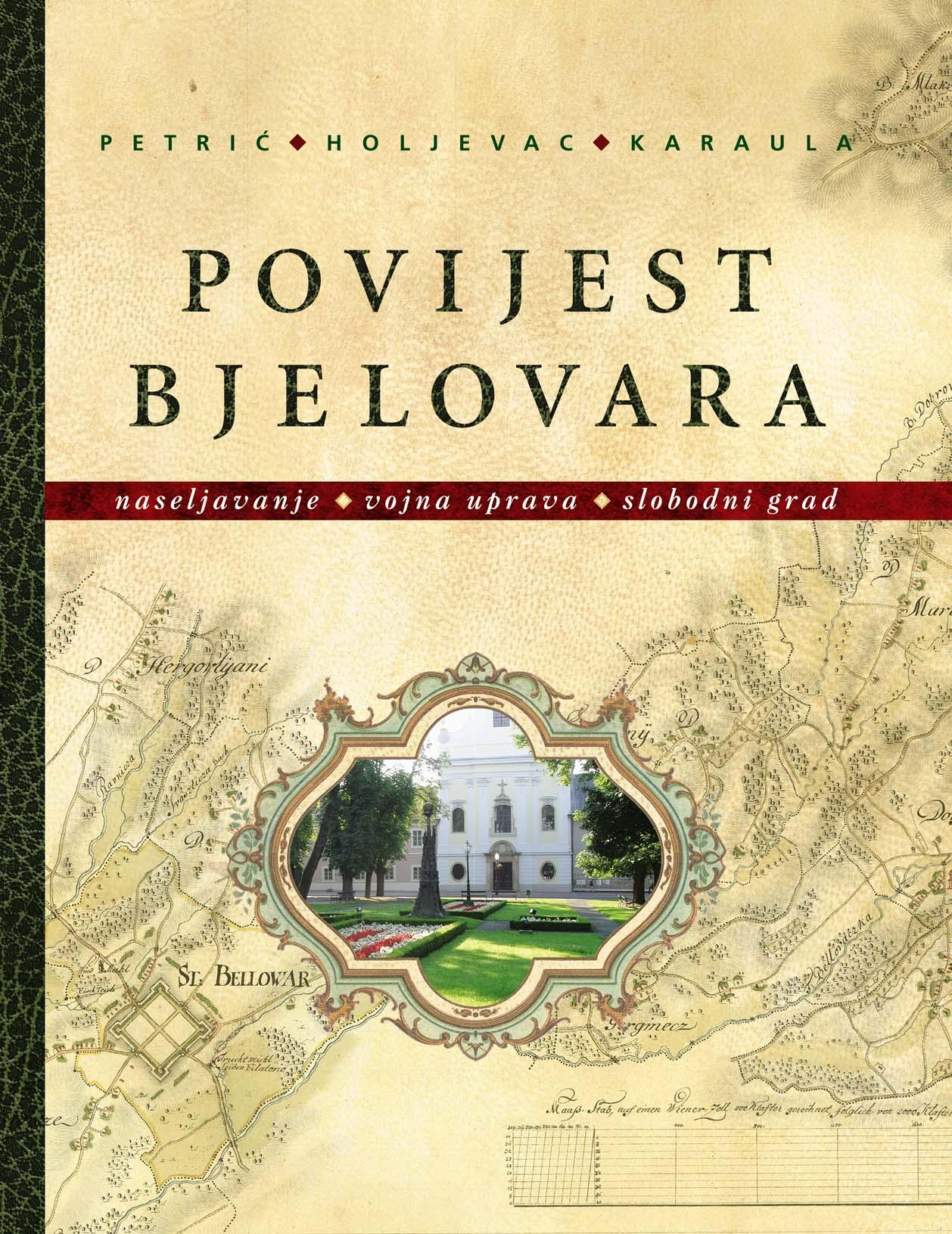 Povijest Bjelovara