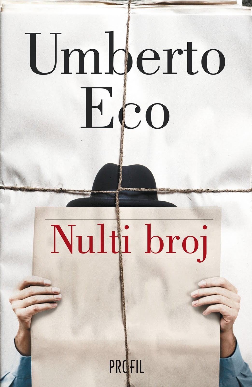 Umberto Eco - Nulti broj